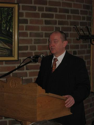 Bürgermeister Christian Vedder